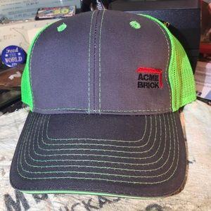 Acme Brick Logo Baseball Hat